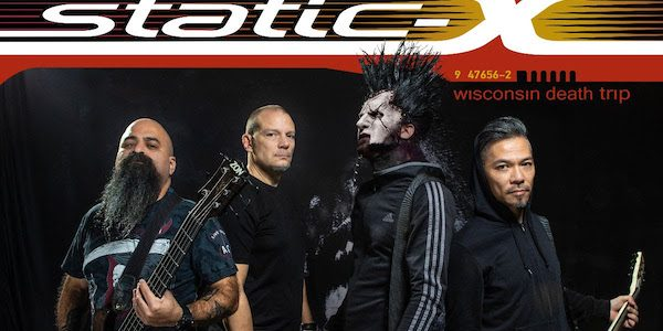 STATIC-Xhave announced the UK leg on their highly-anticipated 'Wisconsin Death Trip 20th Anniversary' tour this Autumn, which will also serve as a memorial tribute to late vocalistWayne Static. Featuring support […]