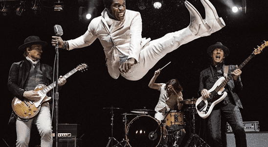 California's Vintage Trouble seem to have played shows with everyone from AC/DC to The Rolling Stones, and this week they've headed out on their own tour of the UK. We […]