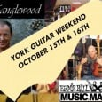 A weekend dedicated to the guitar takes place in York this October.