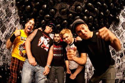 Up for some dancing this Wednesday afternoon? Good. Check out Zebrahead's new video for 'Get Nice' right here!   For more information visit Zebrahead's official website.