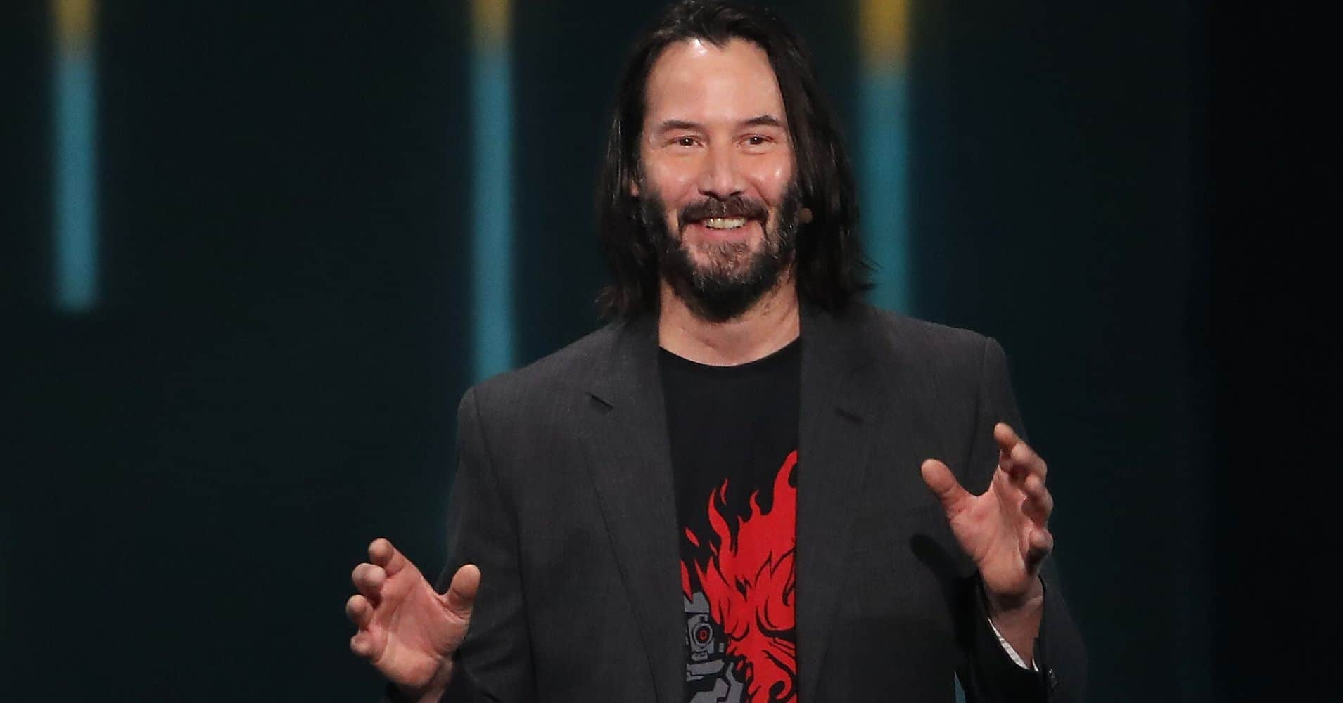 Keanu Reeves to co-write new comic