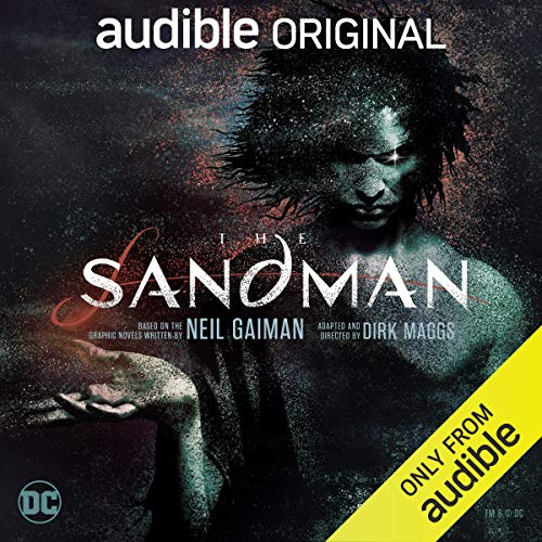 Audible's 'Sandman' is out now