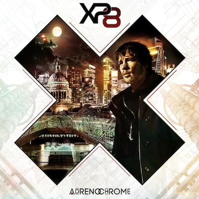 Adrenochrome XP8 album