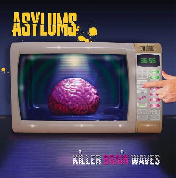 Asylums Killer Brain Waves