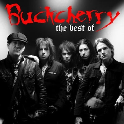 the best of buckcherry - soundsphere
