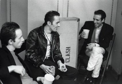 The Clash In Hamburg