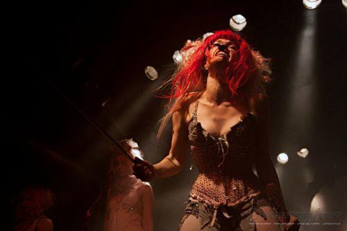 Emilie Live - Credit: TBC