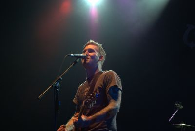 Gaslight_Anthem_live_introduction_photo