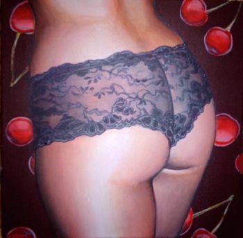 Gemma Parker's 'Cherry Liqueur'