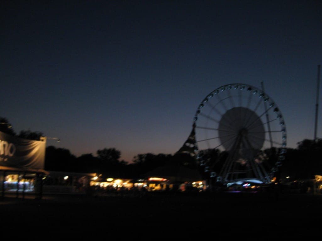 Sziget Festival Night