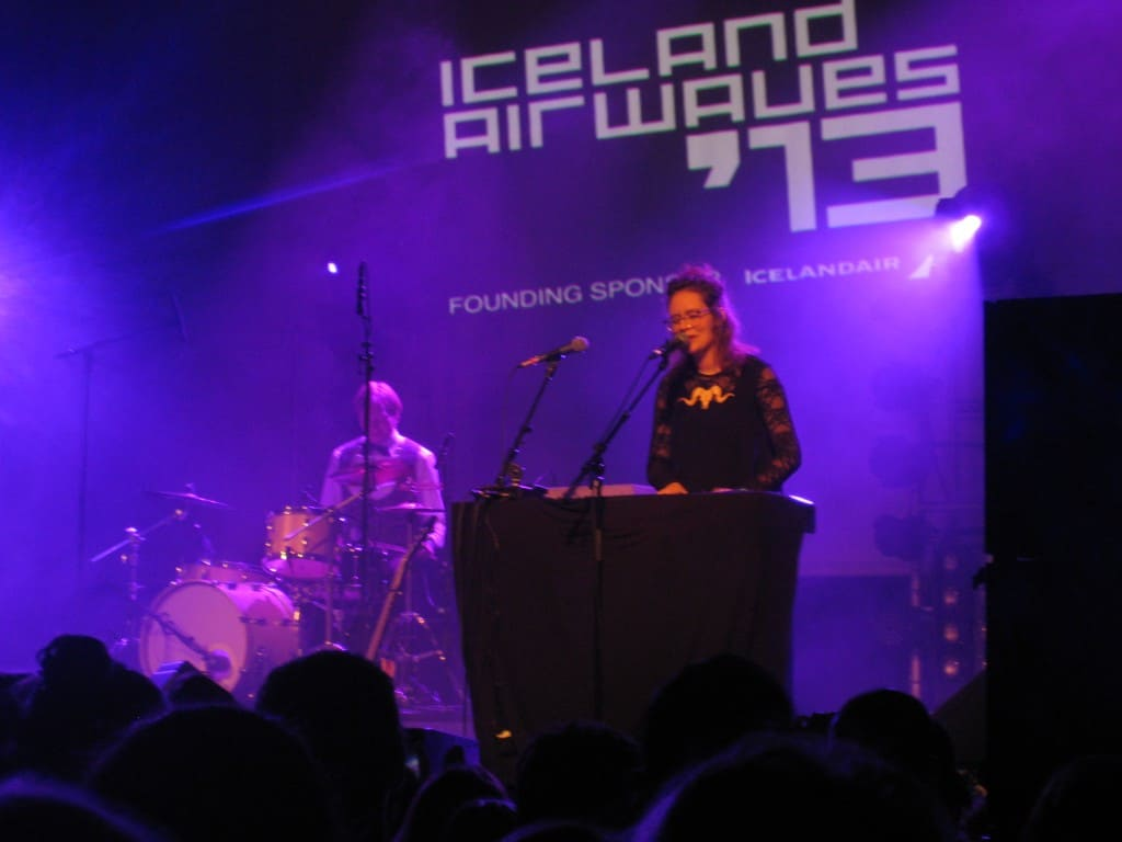 Sóley at Iceland Airwaves