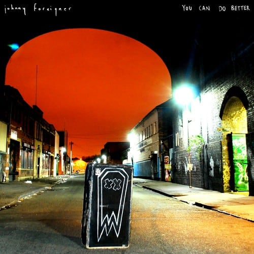 Johnny Foreigner - You Could Do Better