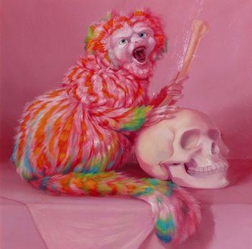 Laurie Hogin's 'Sugar Monkey'