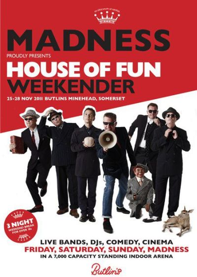 Madness_weekender