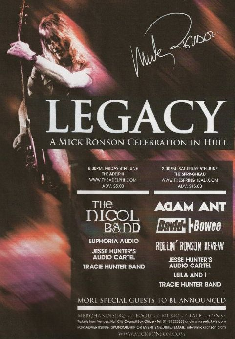 Mick_Ronson_celebration_poster