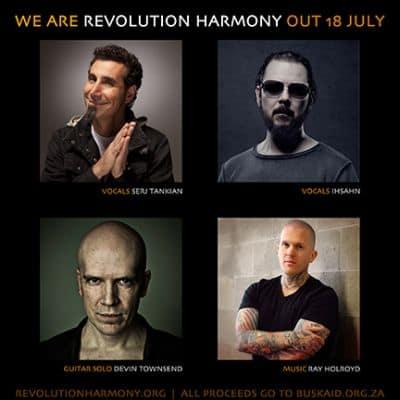 Revolution Harmony