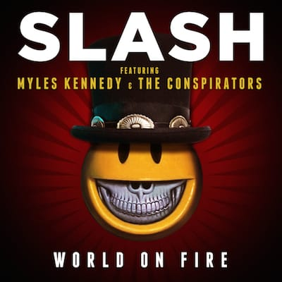 Slash-World-on-Fire-Single-Artwork