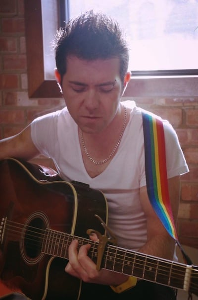 Steve Nash guitar