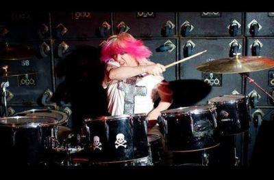 Stevie drums