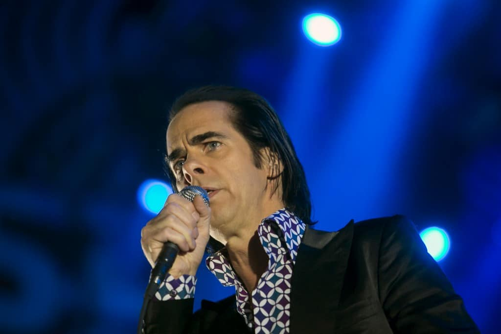 Sziget Festival Nick Cave