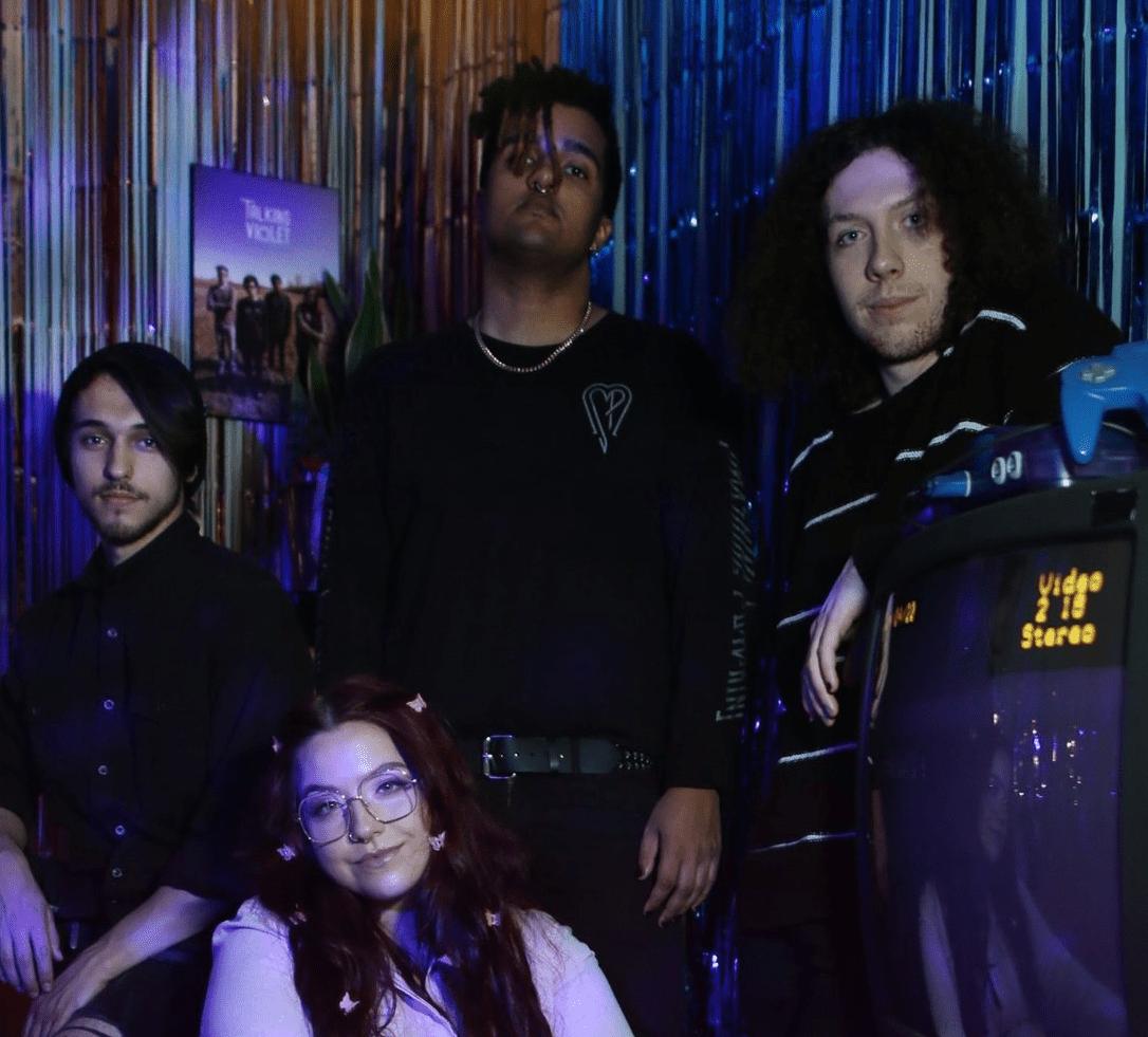 Listen to Talking Violet's shimmering alternative anthem, 'Indigo'