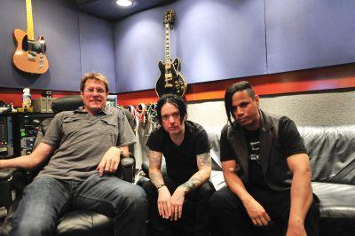 WVM_Recording_session_David_Alvarez_Chris_Vrenna_and_Rich_Mouser