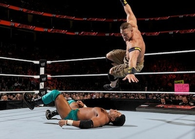 WWE promo