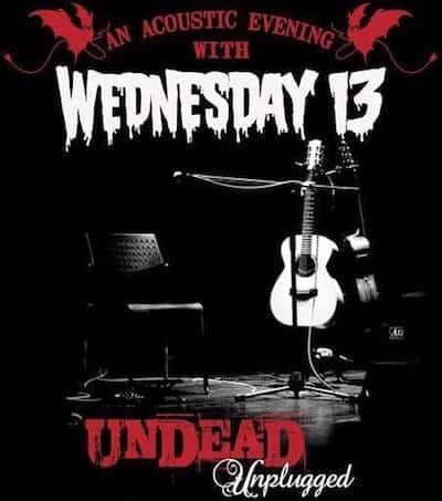 Wednesday Undead