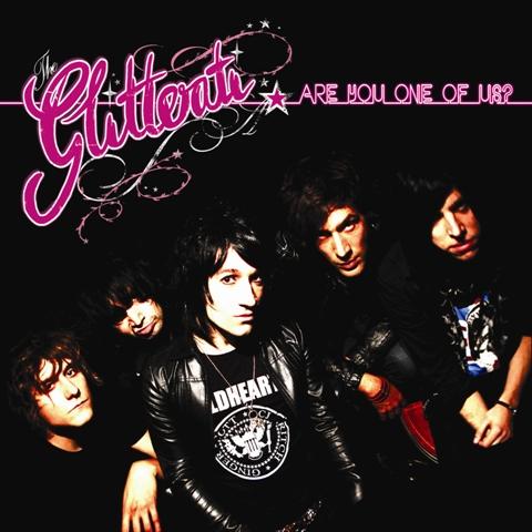 glitterati_areyouoneofus_cover