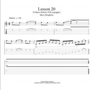 lesson 20 - page 1