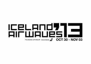 Iceland Airwaves 2013 Logo