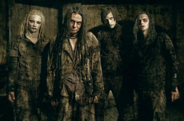 back for more - Mortiis is second from left