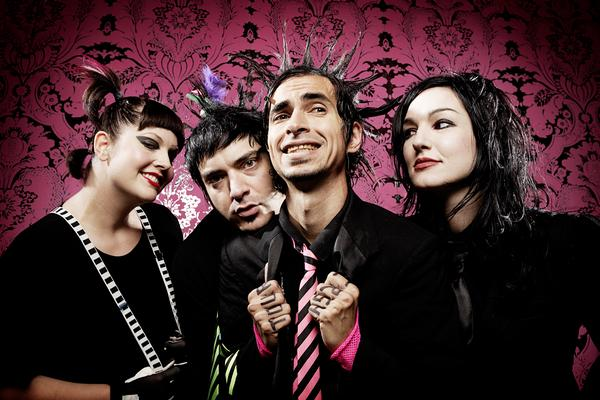 Mindless Self Indulgence by Paul Harries