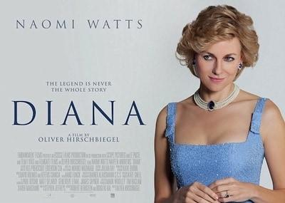 Diana film poster - soundsphere