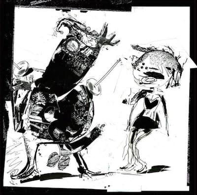 Pixies EP-1 cover